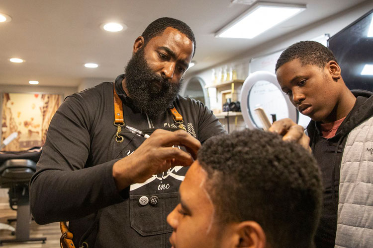 Online Barber Classes
