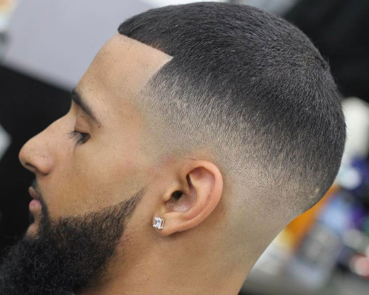 Buzz Cut Taper Fade