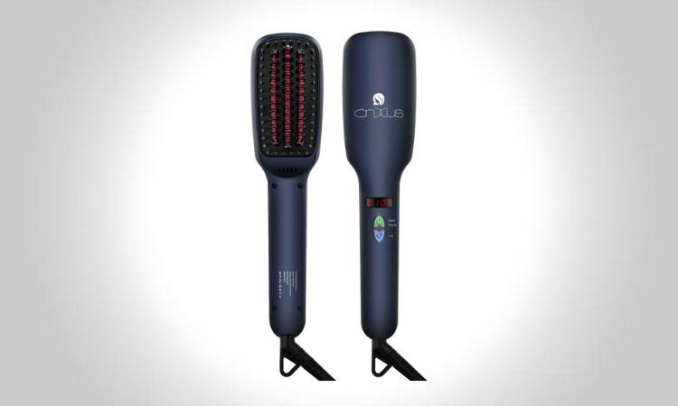 CNXUS Ionic Hair Straightening Brush