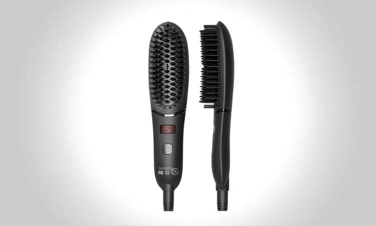 Coolkesi Ionic Beard Straightener For Men