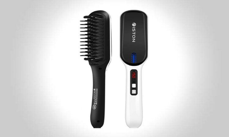 Iston Beard Straightener For Men
