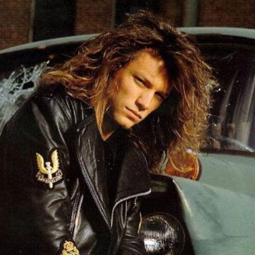 80s Rockstar Hairstyles