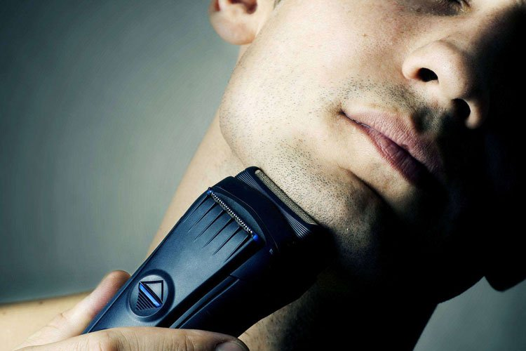 Electric Razor Shaver For Before A Shower