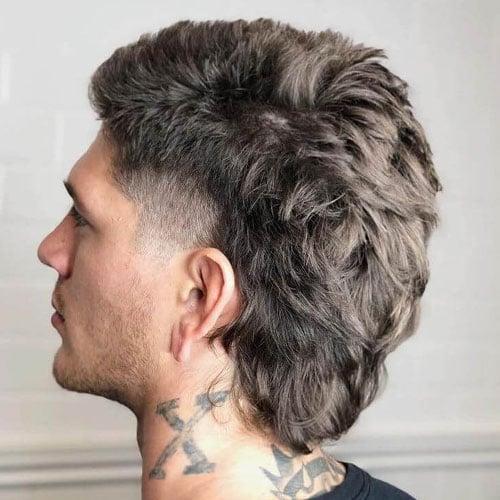 Mullet Hair