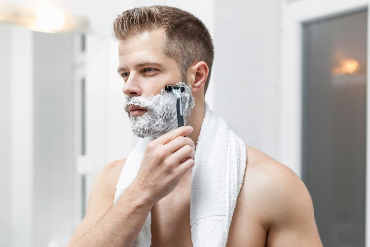 Shave Before or After Shower