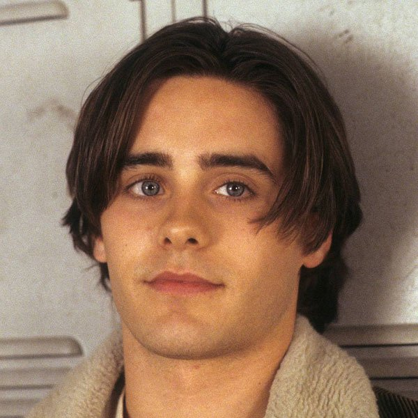 90s Curtain Haircut
