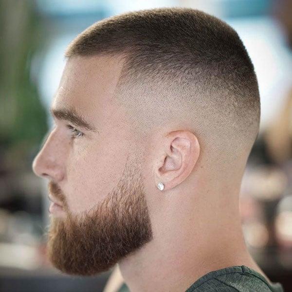 Buzz Cut Skin Fade