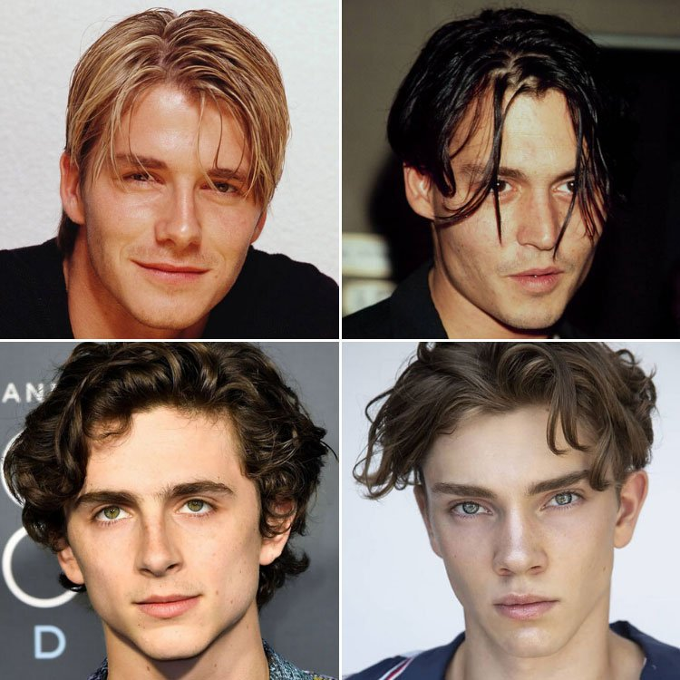 30 Best Curtains Hairstyles For Men 2021 Guide