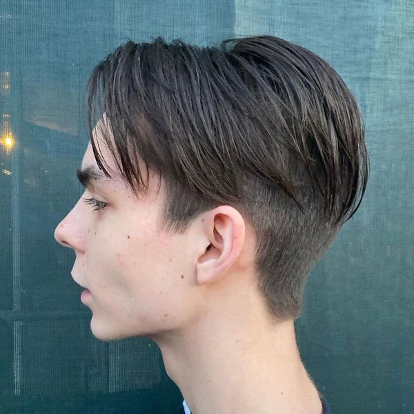How To Get The Curtain Haircut