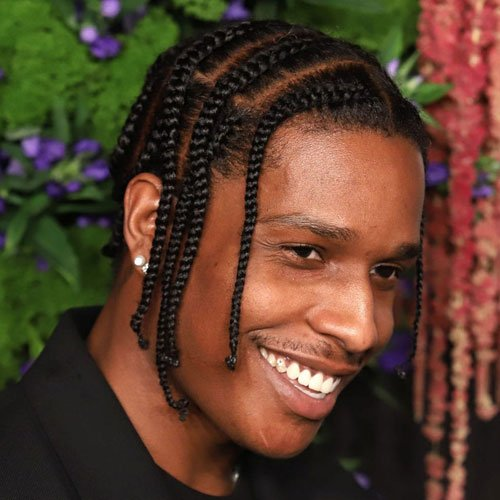 27 Box Braids Hairstyles For Men 2020 Styles