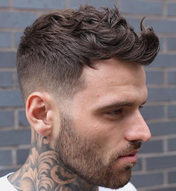 50 Different Types Of Fade Haircuts 2021 Styles