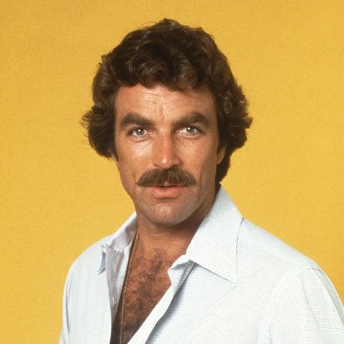 70s Mustache