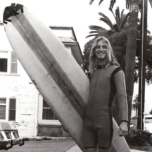 70s Surfer Hair