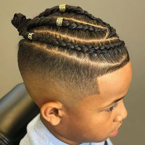 Cornrows For Boys