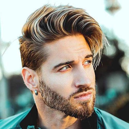 30 Best Side Swept Undercut Hairstyles For Men 2020 Styles