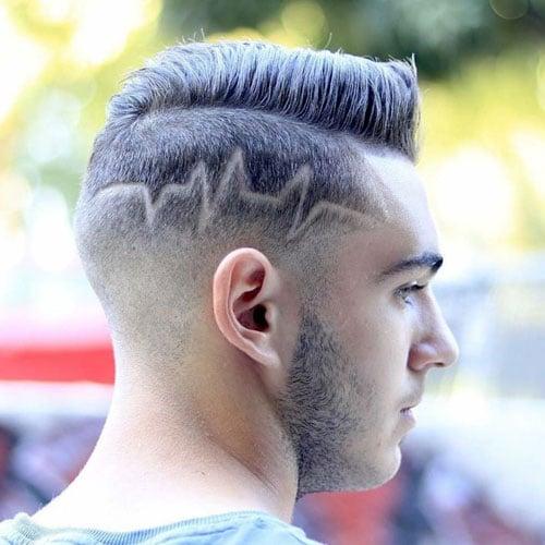 Cool Haircut Designs For Boys
