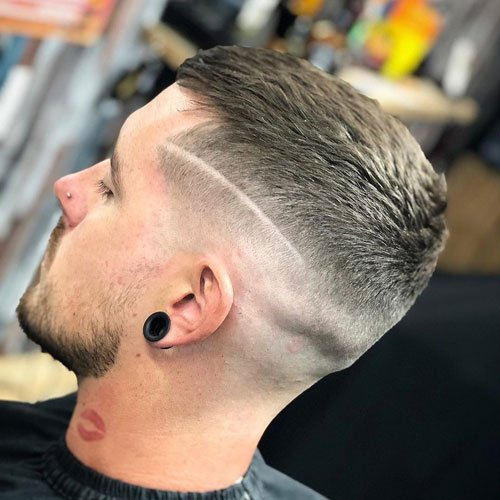Crop Fade Haircut