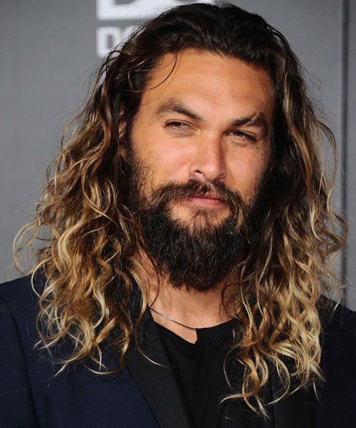 Long Messy Hairstyles For Men
