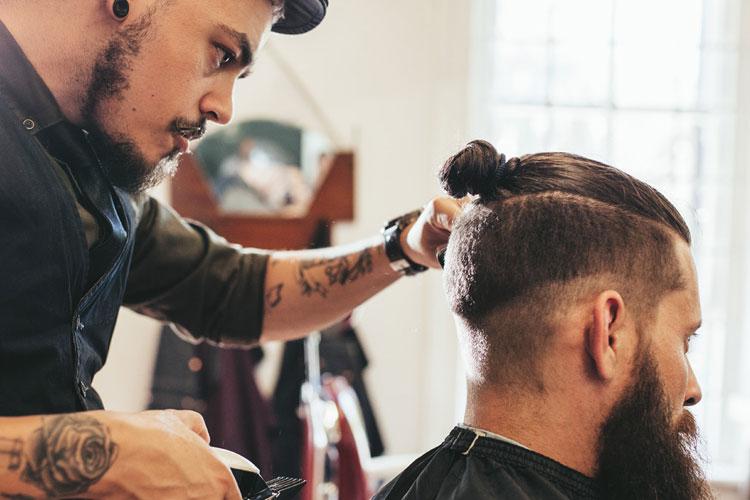 Barber Income
