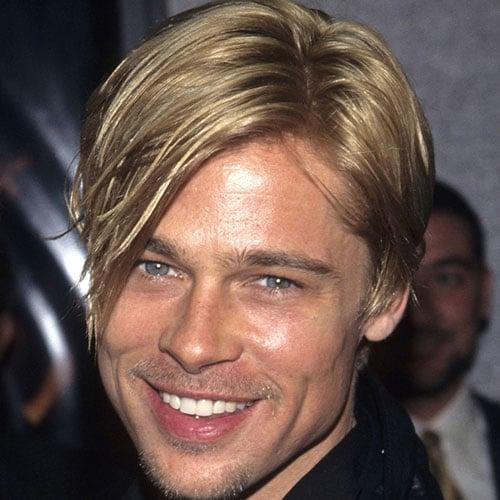Brad PittBlonde Hair