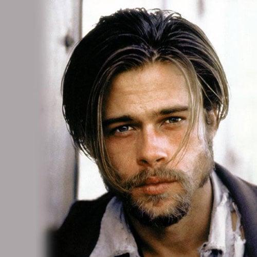 Brad Pitt Full Beard