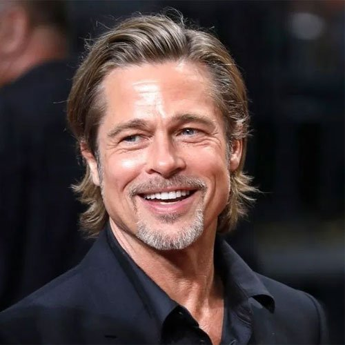 Brad Pitt Latest New Hairstyles