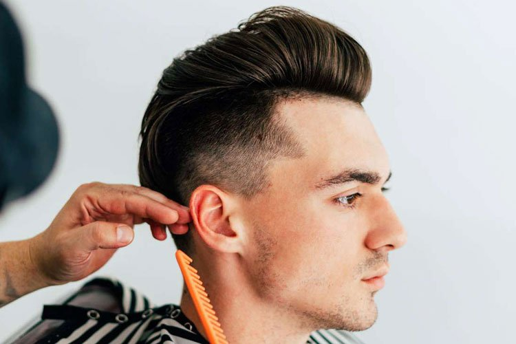 How To Cut Men's Medium Length Hair
