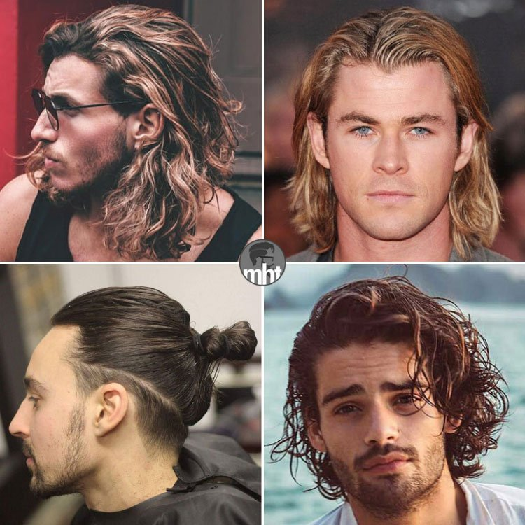 60 Best Long Hairstyles For Men 2021 Styles
