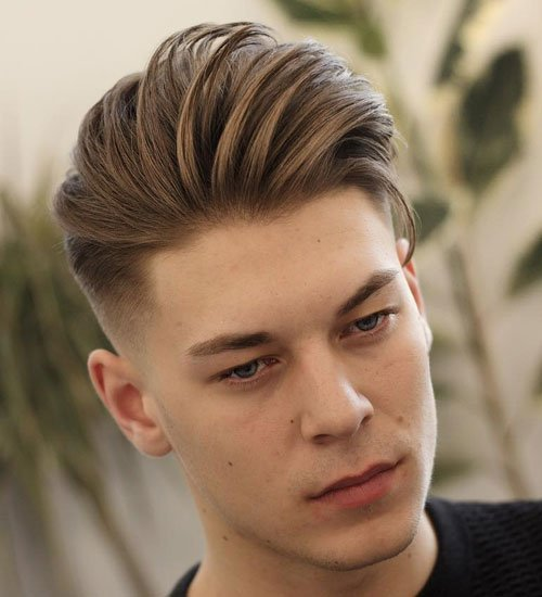 Medium Length Haircuts For Teen Boys