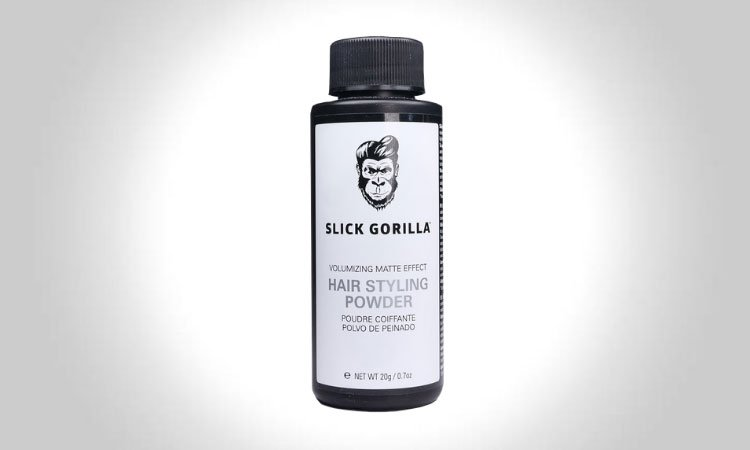 Slick Gorilla Hair Styling Texturizing Powder