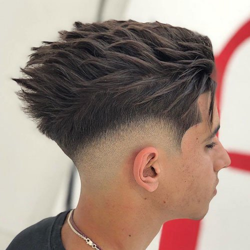 Teen Fade Haircut