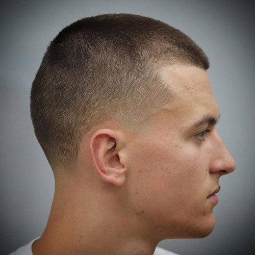 Buzz Cut Taper