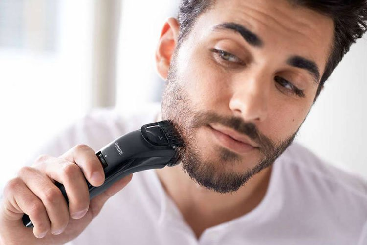 How To Trim A Short Beard