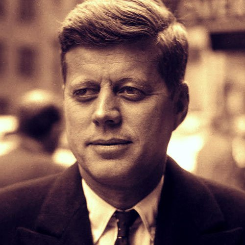 JFK Haircut
