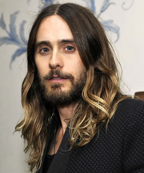 Jared Leto Long Hair
