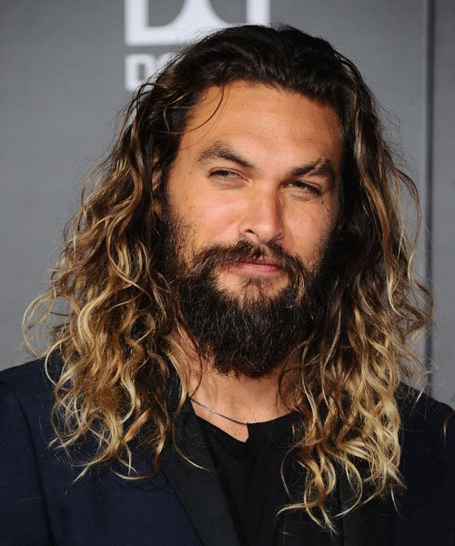Jason Momoa Long Hair