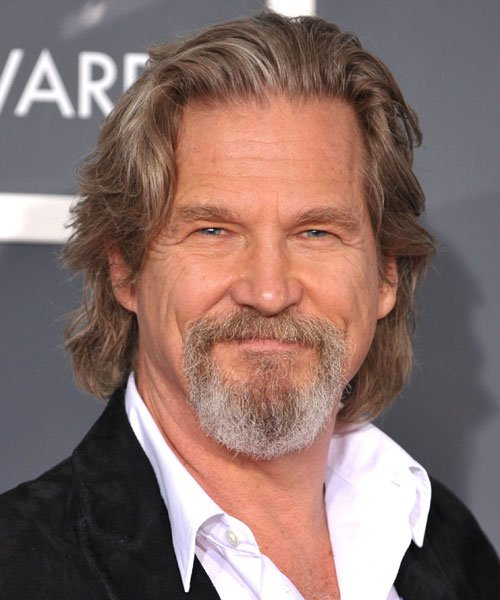 Jeff Bridges Long Hair