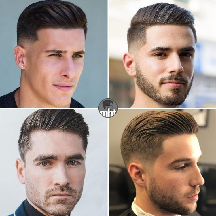 Short Comb Over Haircuts For Thick Hair
