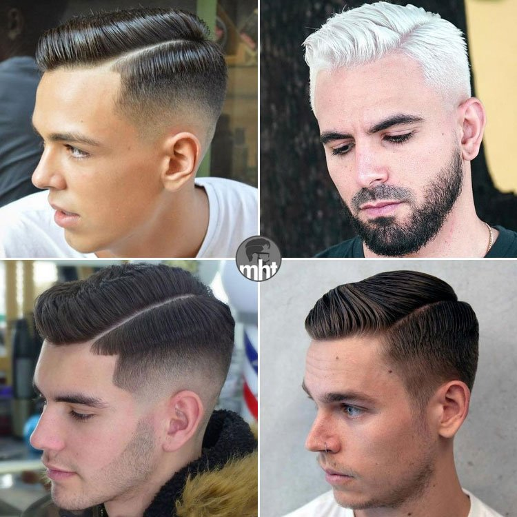 Side Part Haircuts For Men