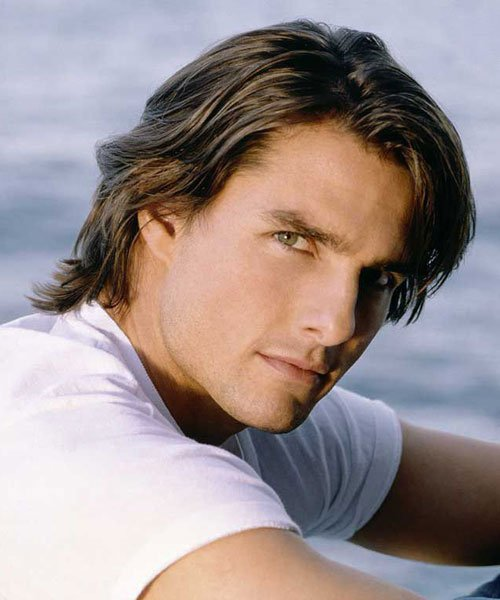 Tom Cruise Long Hair