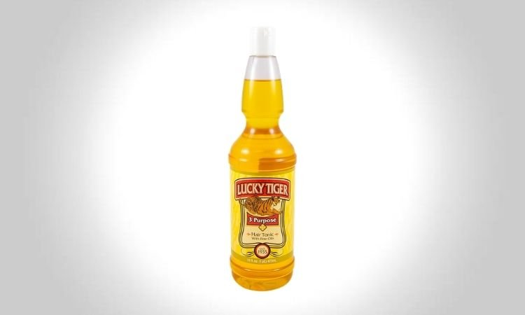 Lucky Tiger 3 Purpose Hair Tonic