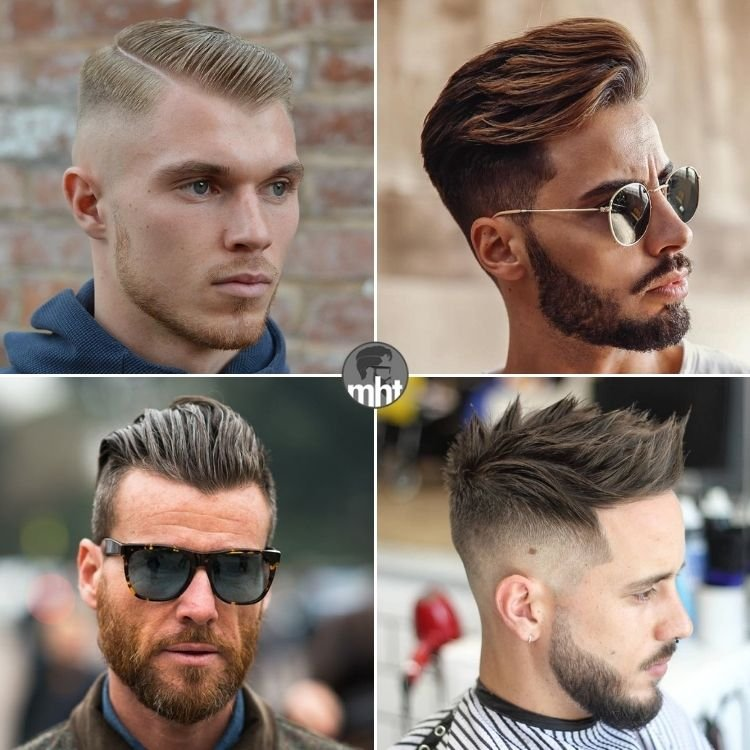 Men's Gel Hairstyles