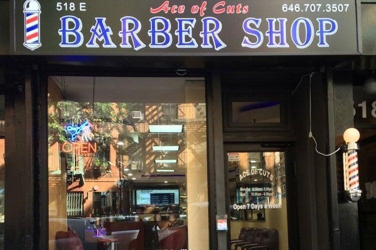 Ace of Cuts Barber Shop