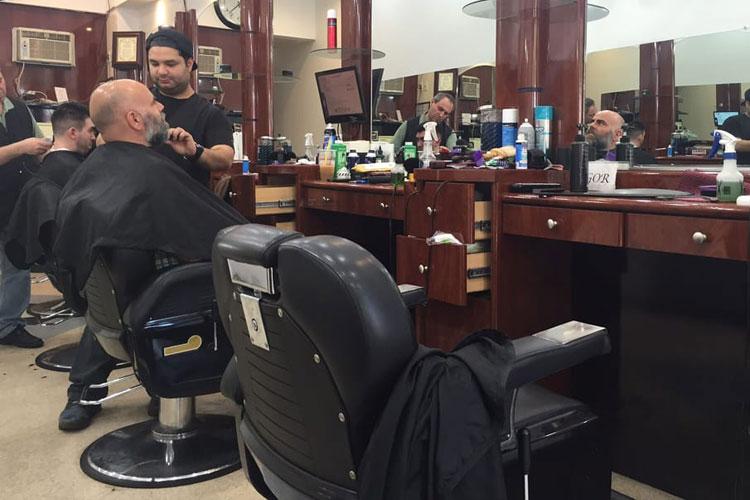 Big Apple Barbershop