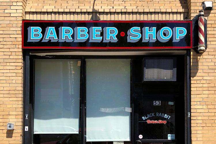 Black Rabbit Barbershop