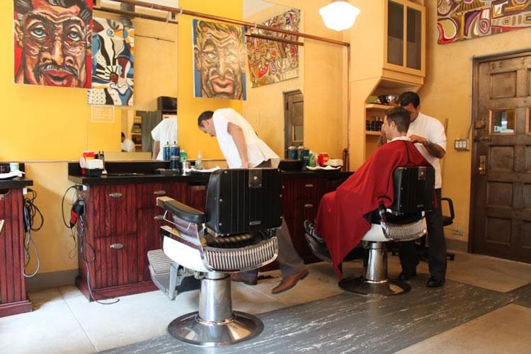 Chelsea Barbers