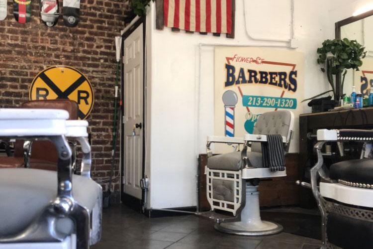 Flower Street Barbers