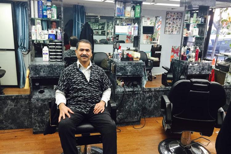 Ilya's Barber Shop