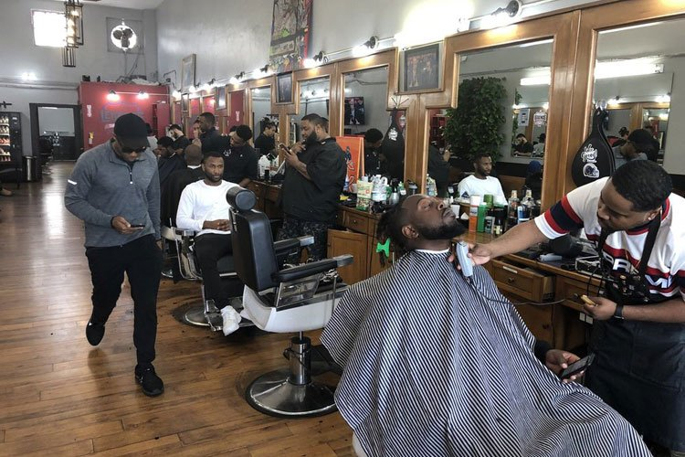 Legends The Barber Shop