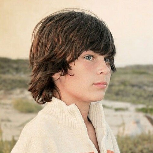 25 Cool Long Haircuts For Boys 2020 Cuts Styles